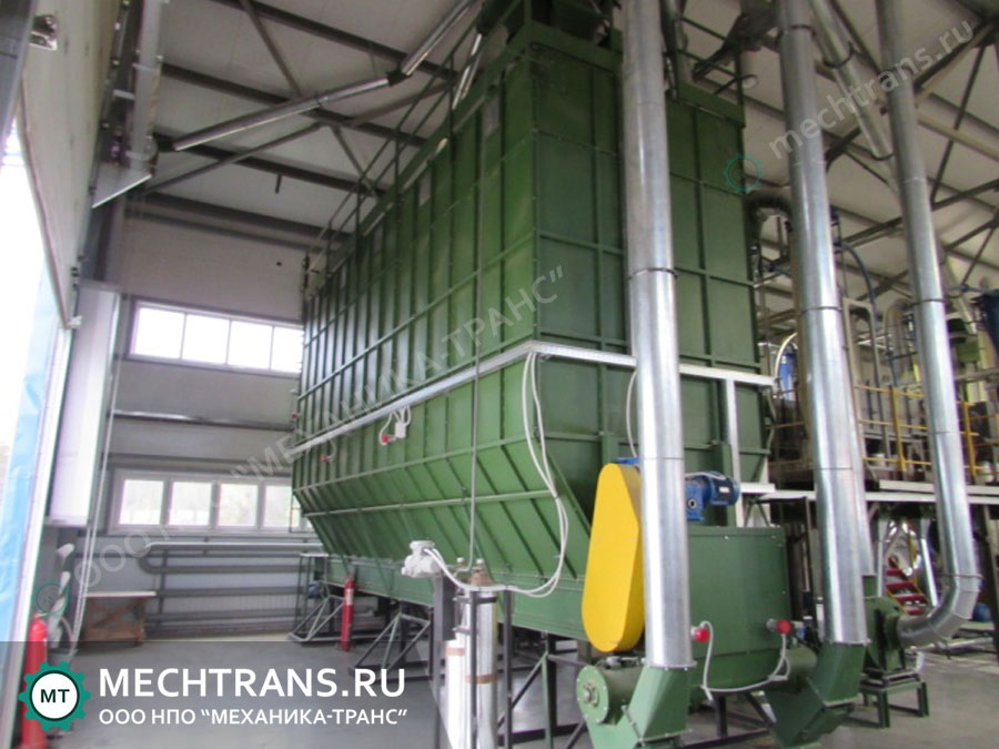 Транспортер на склад редуктор навозный для транспортер