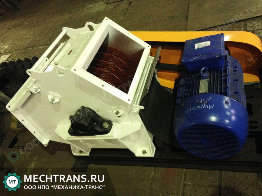 Дробилка щепы дм-22 дробильная установка в Моздок